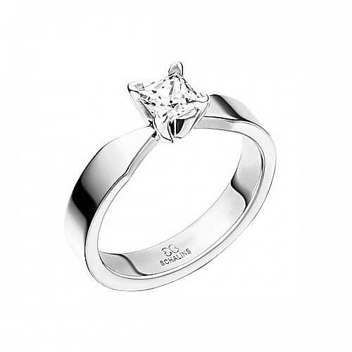 Diamantring från Schalins 0,50 TWVS i 18k vitguld Tropic – Maui 0.50 ct