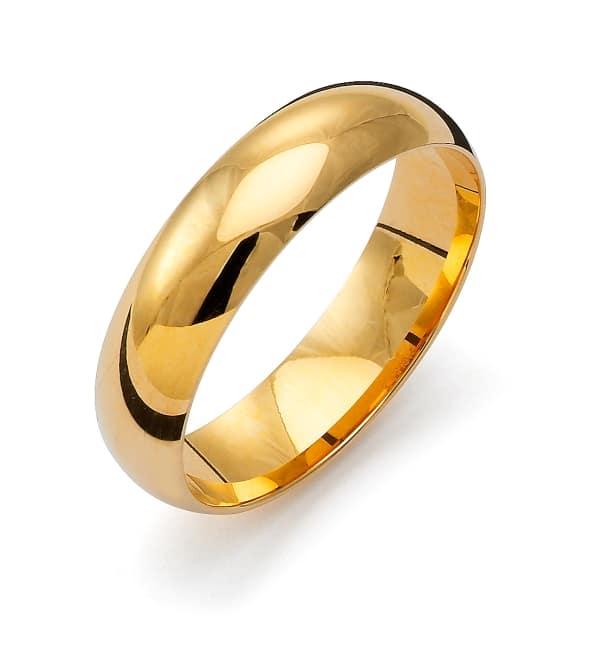 Ring från Flemming Uziel 18k guld / K1R5 Tradition