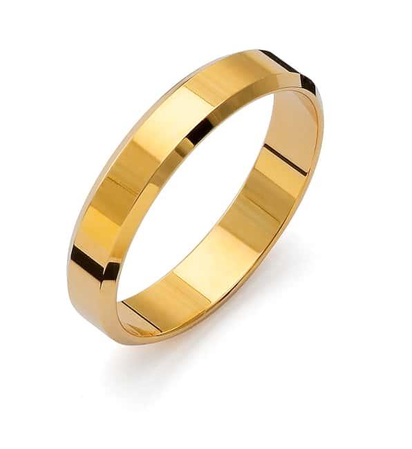 Förlovnings Ring från Flemming Uziel 18k guld / 3R4 Tradition