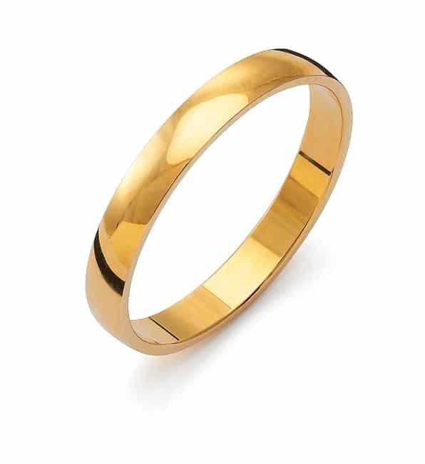 Ring från Flemming Uziel 18k guld / 4R3 Tradition