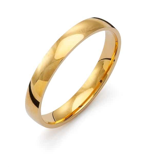 Ring från Flemming Uziel 18k guld / K4R3 Tradition
