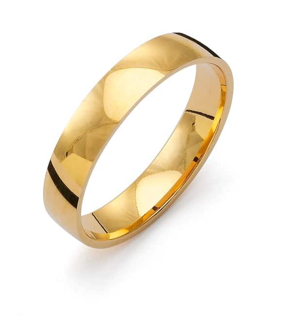 Ring från Flemming Uziel 18k guld / K4R4 Tradition