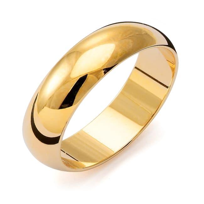 Förlovnings ring från Flemming Uziel i 18k guld