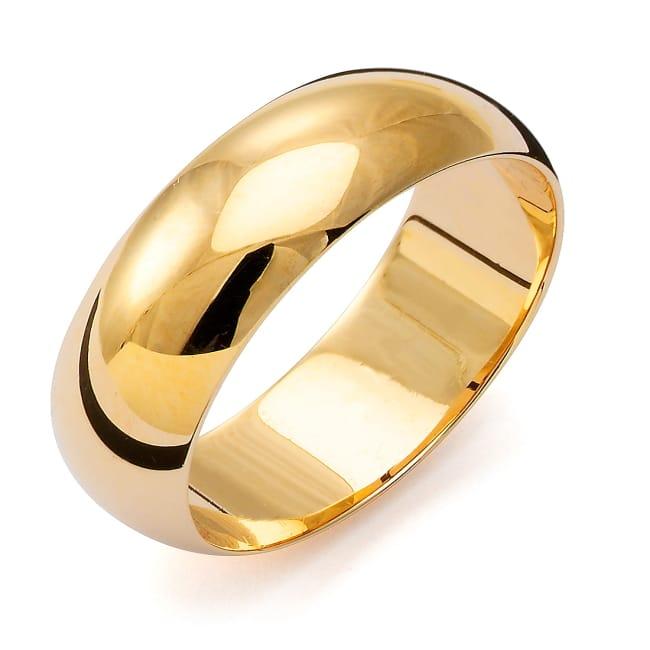 Förlovnings Ring från Flemming Uziel 18k guld / 19N7 Tradition