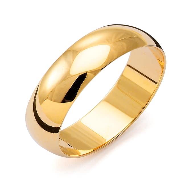 FörlovningsRing från Flemming Uziel 18k guld / 21N6 Tradition