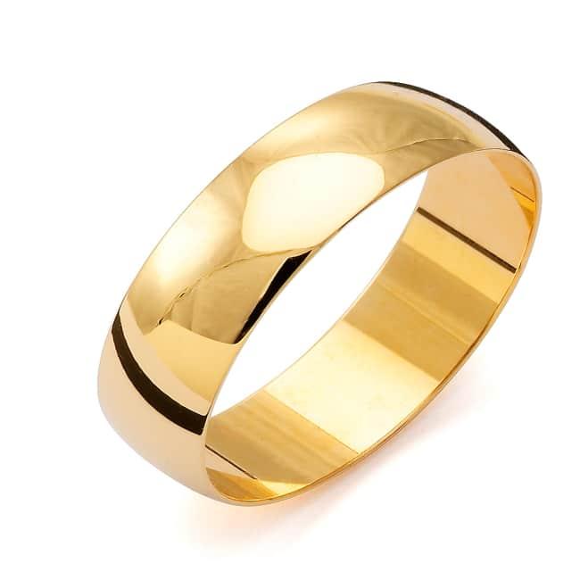 Förlovningsring från Flemming Uziel 18k guld / 23N6 Tradition