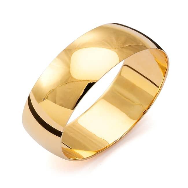 Ring från Flemming Uziel 18k guld / 23N7 Tradition