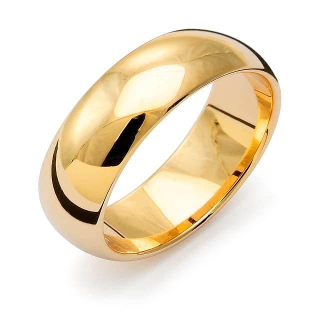 Ring från Flemming Uziel 18k guld / 80N7 Tradition