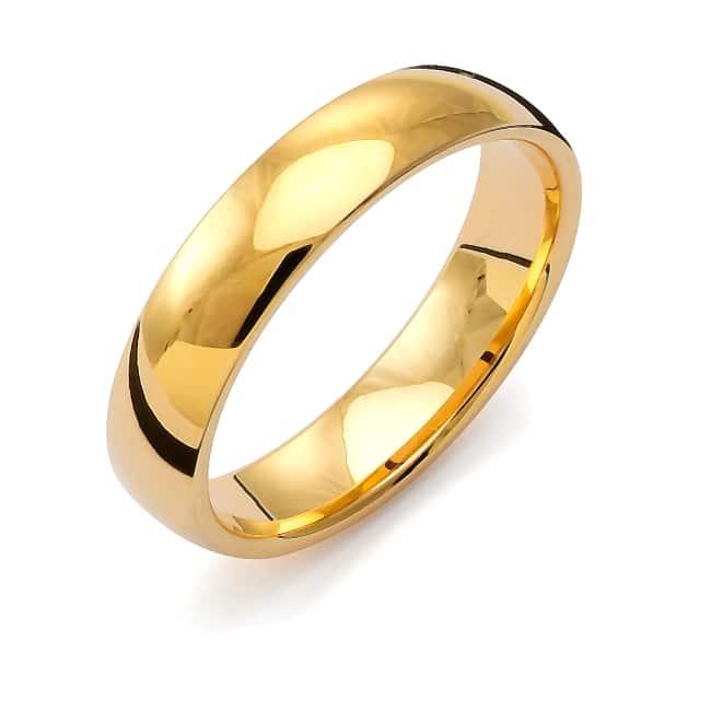 Ring från Flemming Uziel 18k guld / 114/4,5 Tradition