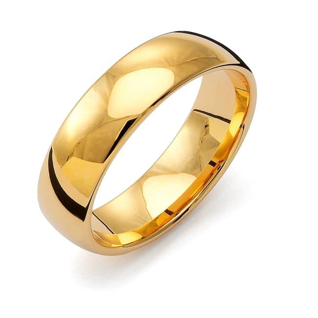 Ring från Flemming Uziel 18k guld / 114/5,5 Tradition