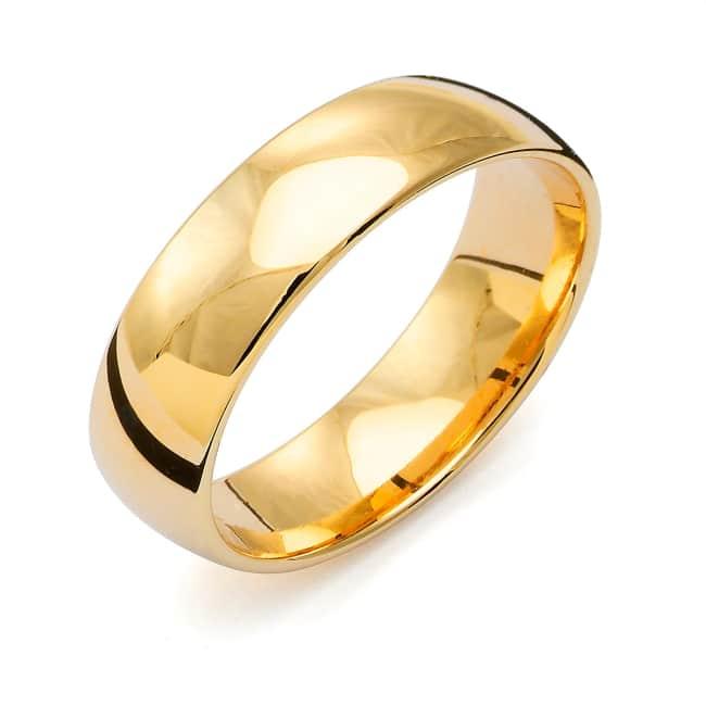 Ring från Flemming Uziel 18k guld / 114N6 Tradition