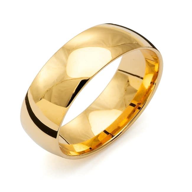 Ring från Flemming Uziel 18k guld / 114N7 Tradition