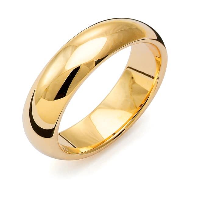 Ring från Flemming Uziel 18k guld / 134N6 Tradition
