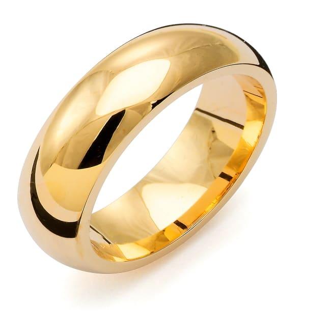 Ring från Flemming Uziel 18k guld / 136L7 Tradition