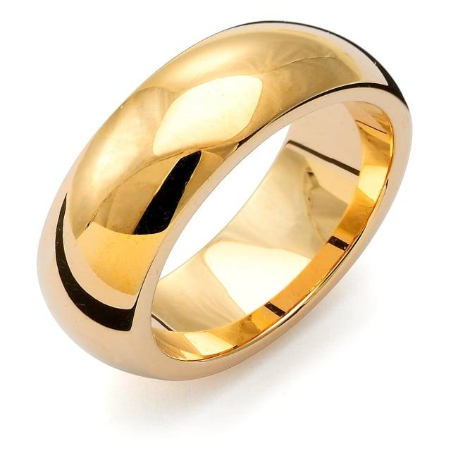 Ring från Flemming Uziel 18k guld / 136L8 Tradition