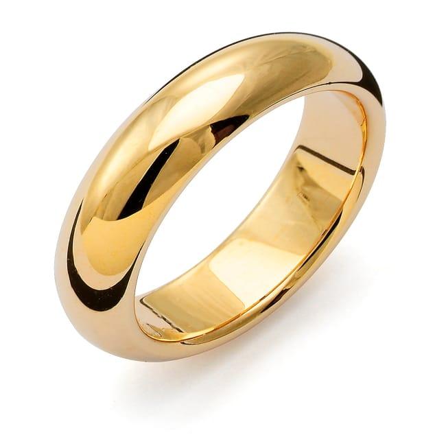 Förlovningsring från Flemming Uziel 18k guld / 159N6 Tradition.