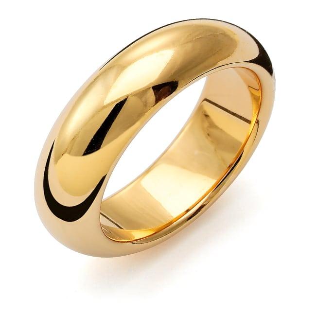 Förlovningsring från Flemming Uziel 18k guld / 159N7 Tradition