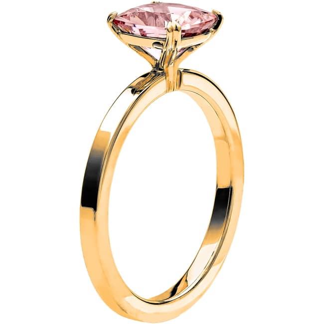 Ring från Schalins Fairytale 5 Morganit 7,5 mm i 18k guld
