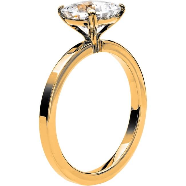 Ring från Schalins Fairytale 5 Snövit Beryll 7,5 mm i 18k guld