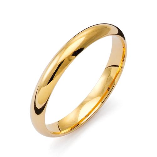 Ring från Flemming Uziel 18k guld / K1R3 Tradition