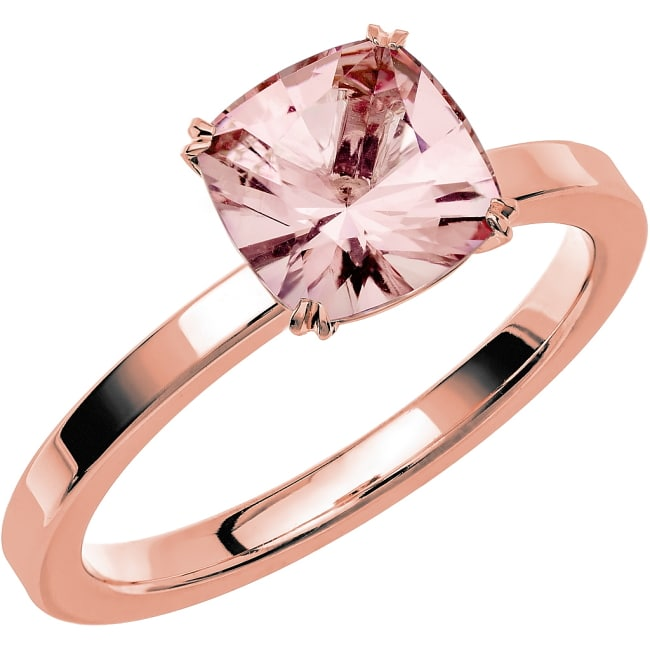 Ring från Schalins Fairytale 5 Morganit 7,5 mm i 18k roseguld