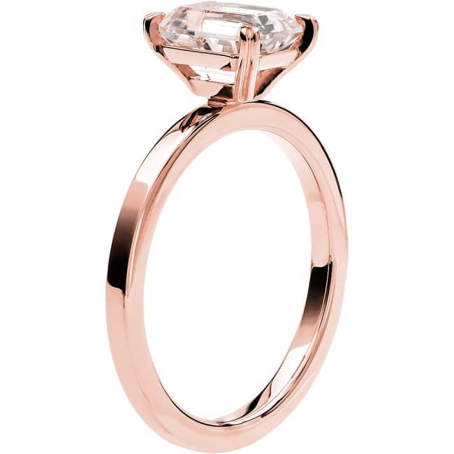 Ring från Schalins FairyTale 1 Snövit Beryll sten-1,40 ct i 18k roseguld