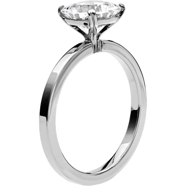 Ring från Schalins Fairytale 5 Snövit Beryll 7,5 mm i 18k vitguld
