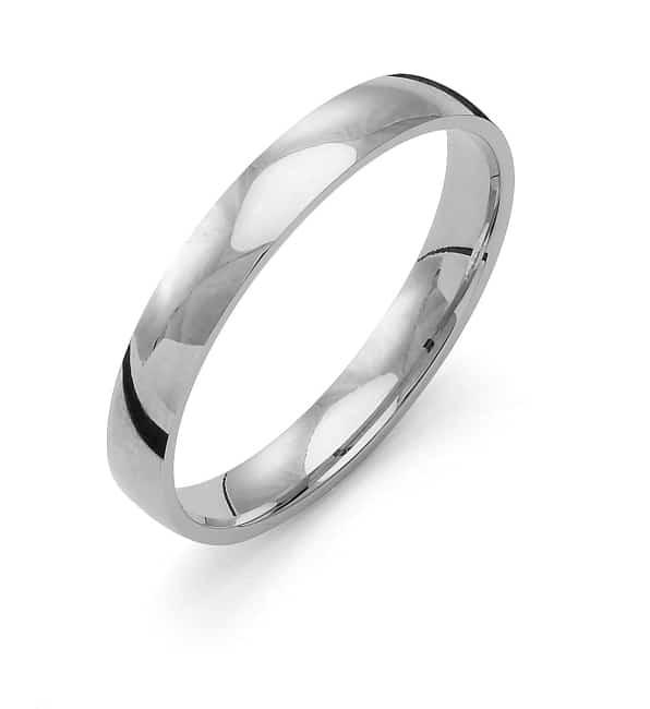 Förlovningsring från Flemming Uziel 18k vitguld / K4R3 Tradition