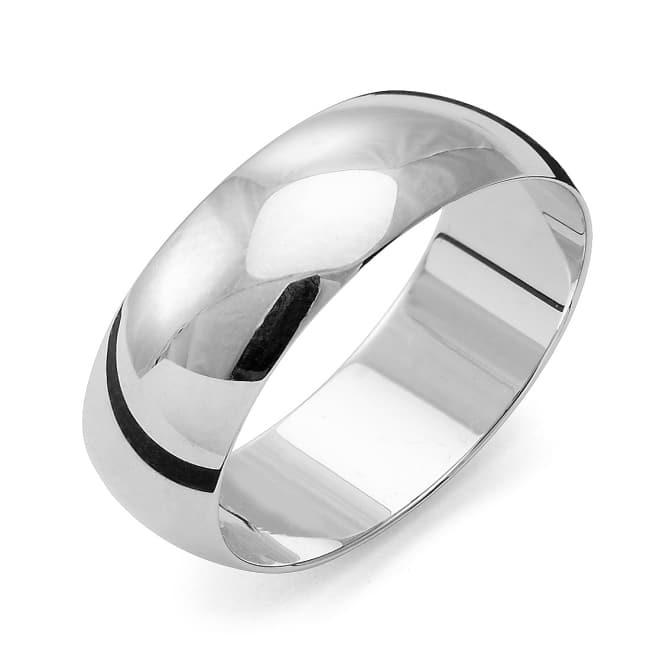 Förlovningsring från Flemming Uziel 18k vitguld / 21N7 Tradition