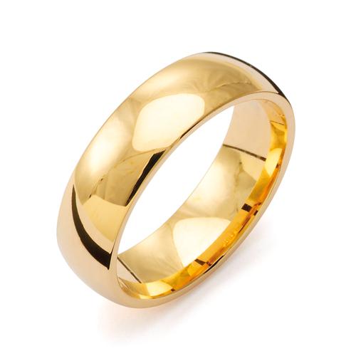 Ring från Flemming Uziel 18k guld / 167P6 Tradition