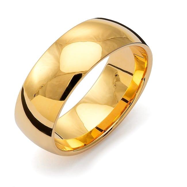 Förlovningsring från Flemming Uziel 18k guld / 167P7 Tradition