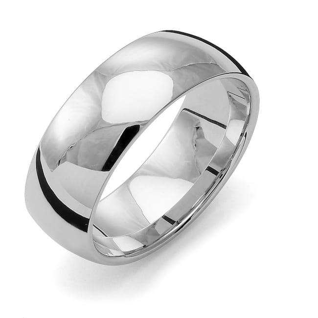 Förlovningsring från Flemming Uziel 18k vitguld / 167P7 Tradition